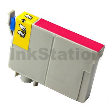 Compatible Epson T1383 (138) Magenta Ink Cartridge (C13T138392)