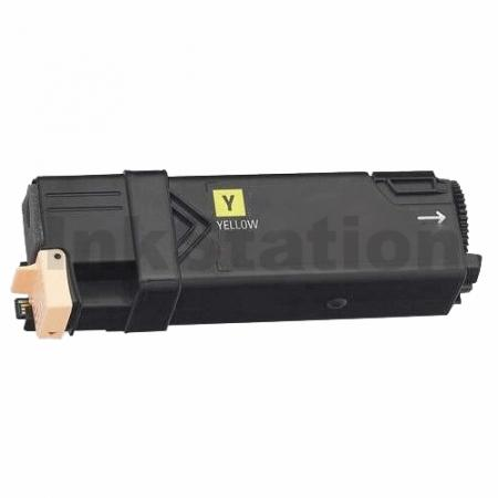 Compatible Xerox DocuPrint CP305d,CM305df Yellow Toner Cartridge (CT201635) - 3,000 pages