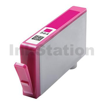 HP No.564XL (CB324WA) Compatible Magenta High Yield Inkjet Cartridge (with chip)