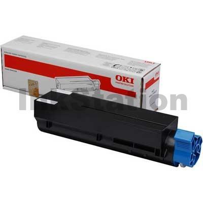 Genuine OKI MB451/ B401 Black High Yield Toner Cartridge - 2500 pages