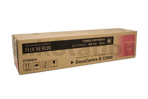 Xerox Docucentre II C3000, DCC III C3100, C4100 Genuine Magenta Toner Cartridge - 8,000 pages (CT200870)