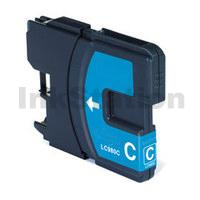 Brother LC-38C Compatible Cyan - 260 pages
