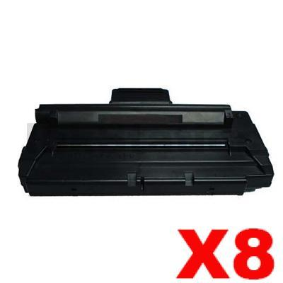 8 x Xerox Phaser 3116 Compatible Toner Cartridge - 3,000 pages (109R748)