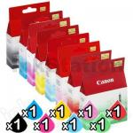 8-Pack Genuine Ink Cartridges for Canon PRO9000