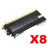 8 x Brother TN-3340 Compatible Toner - 8,000 pages